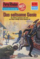 Perry Rhodan 973: Das seltsame Genie (Heftroman)