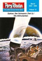 Perry Rhodan-Paket 12: Der Schwarm (Teil 2) / Die Altmutanten