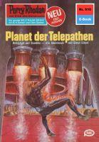 Perry Rhodan 910: Planet der Telepathen (Heftroman)