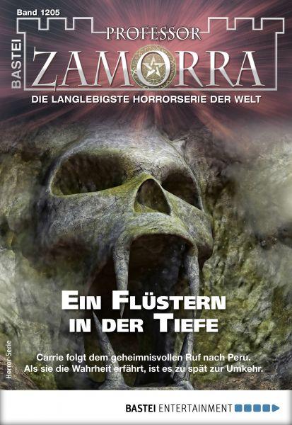 Professor Zamorra 1205 - Horror-Serie