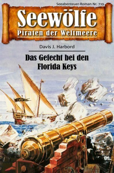 Seewölfe - Piraten der Weltmeere 719