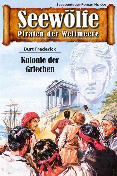 Seewölfe - Piraten der Weltmeere 559