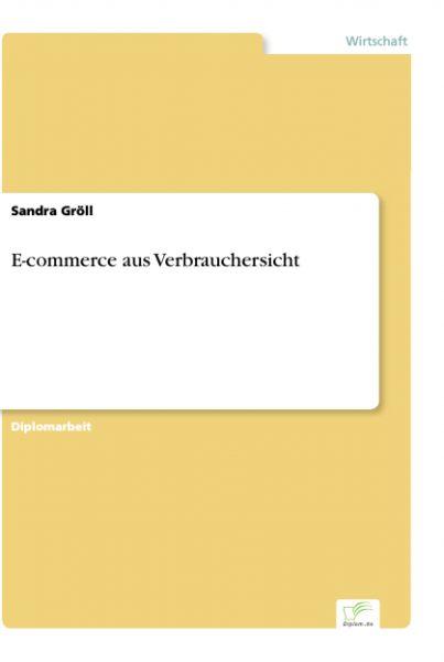 E-commerce aus Verbrauchersicht