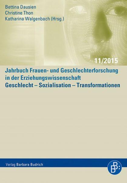 Geschlecht - Sozialisation - Transformationen