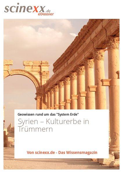 Syrien: Kulturerbe in Trümmern