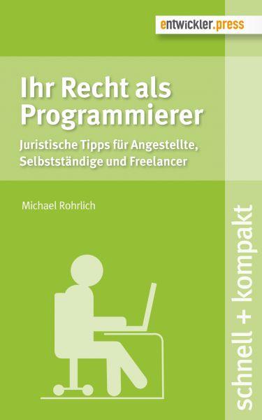 Ihr Recht als Programmierer