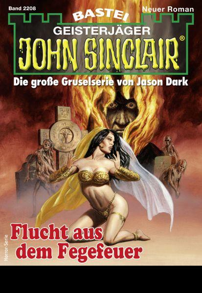 John Sinclair 2208 - Horror-Serie