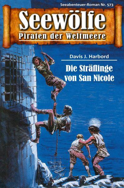Seewölfe - Piraten der Weltmeere 573