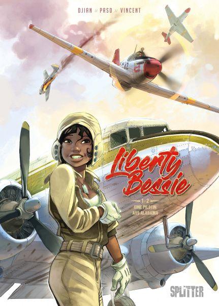 Liberty Bessie. Band 1