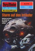 Perry Rhodan 2116: Sturm auf den Irrläufer (Heftroman)