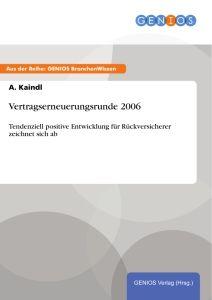 Vertragserneuerungsrunde 2006