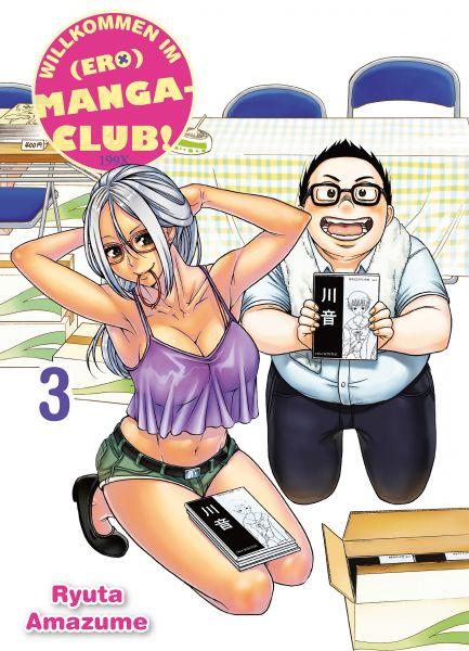 Willkommen im (Ero)Manga-Club, Band 3