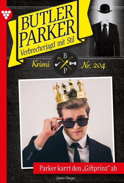 Butler Parker 205 – Kriminalroman