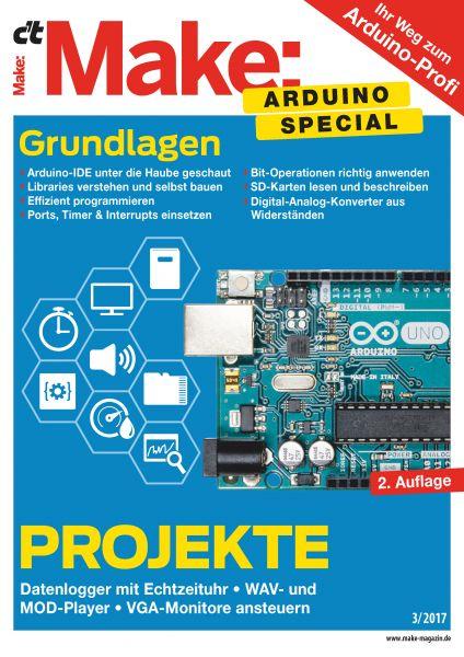Make: Arduino special (2017)