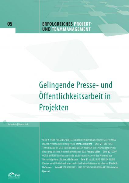 Erfolgreiches Projekt- und Teammanagement - Heft 5