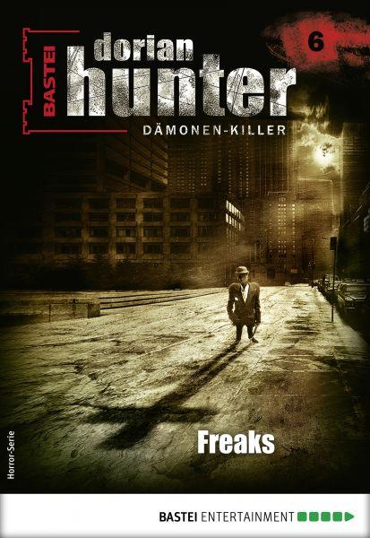 Dorian Hunter 6 - Horror-Serie