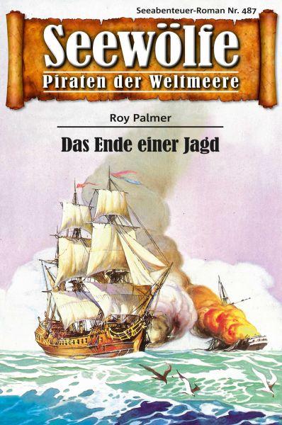 Seewölfe - Piraten der Weltmeere 487