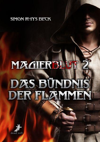 Magierblut 2: Das Bündnis der Flammen