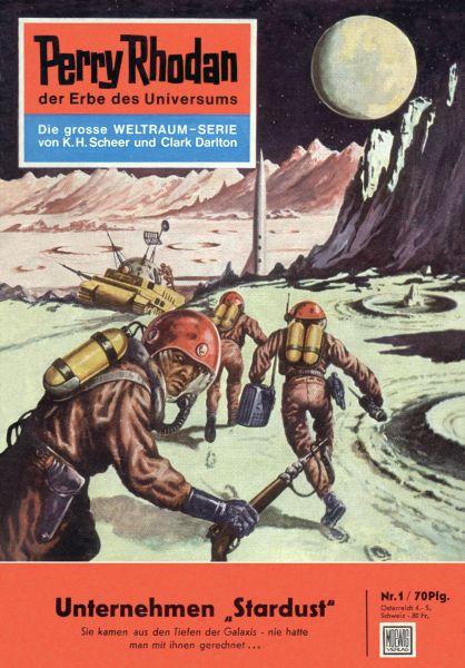 Perry Rhodan 1: Unternehmen Stardust