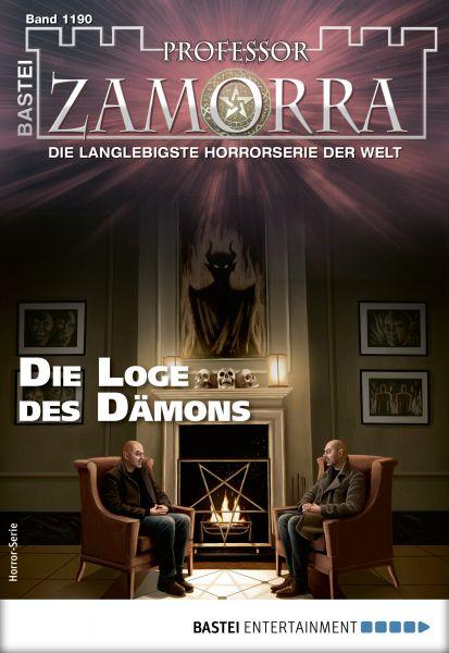 Professor Zamorra 1190 - Horror-Serie