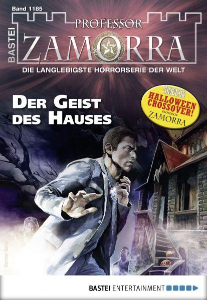 Professor Zamorra 1185 - Horror-Serie