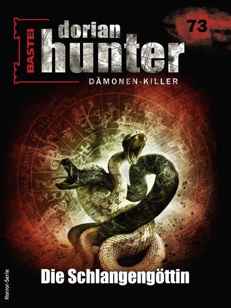 Dorian Hunter 73 - Horror-Serie