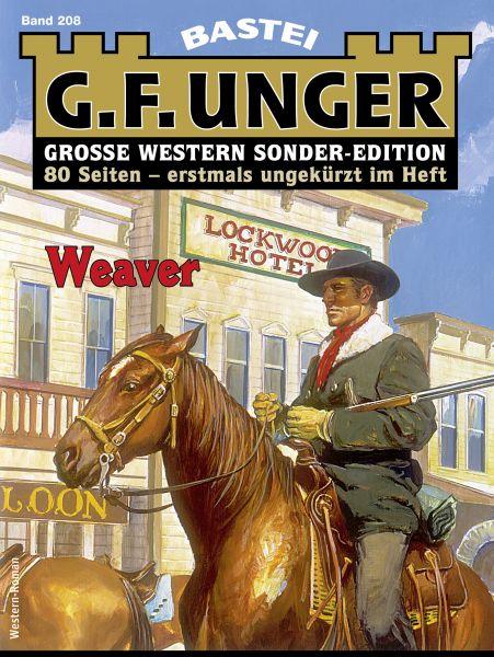 G. F. Unger Sonder-Edition 208 - Western