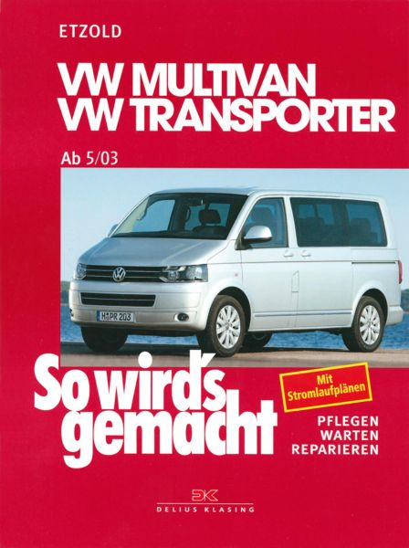 VW Multivan / VW Transporter T5 115-235 PS