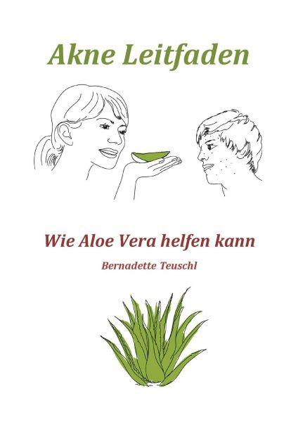 Akne Leitfaden - Wie Ihnen Aloe Vera helfen kann