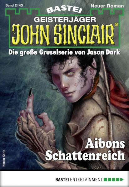 John Sinclair 2143 - Horror-Serie