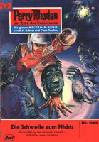 Perry Rhodan 393: Die Schwelle zum Nichts (Heftroman)