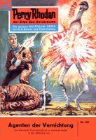 Perry Rhodan 142: Agenten der Vernichtung (Heftroman)