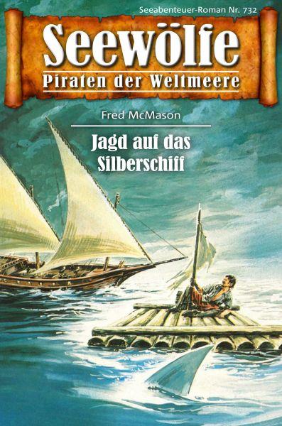 Seewölfe - Piraten der Weltmeere 732