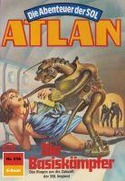 Atlan 516: Die Basiskämpfer (Heftroman)