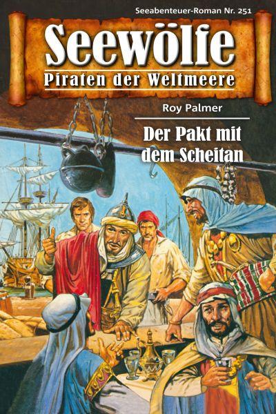 Seewölfe - Piraten der Weltmeere 251