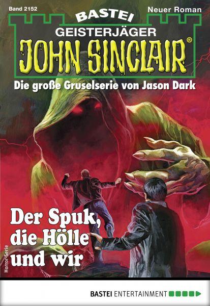John Sinclair 2152 - Horror-Serie