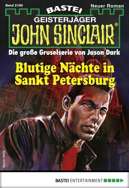 John Sinclair 2190 - Horror-Serie