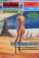 Perry Rhodan 1987: Der Mörderprinz (Heftroman)