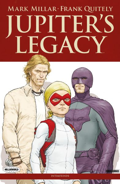 Jupiters Legacy,Band 2 - Intimfeinde