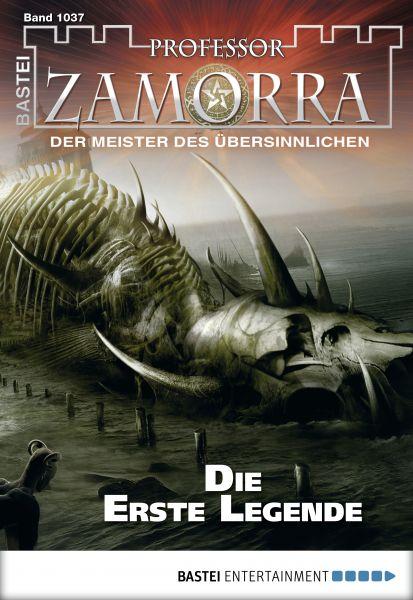 Professor Zamorra - Folge 1037