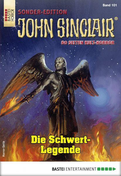 John Sinclair Sonder-Edition 101 - Horror-Serie