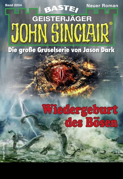 John Sinclair 2204 - Horror-Serie