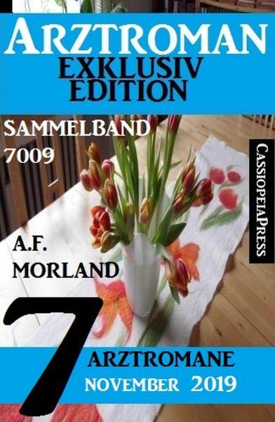 Arztroman Sammelband 7009: 7 Arztromane November 2019