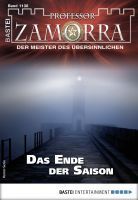 Professor Zamorra 1138 - Horror-Serie