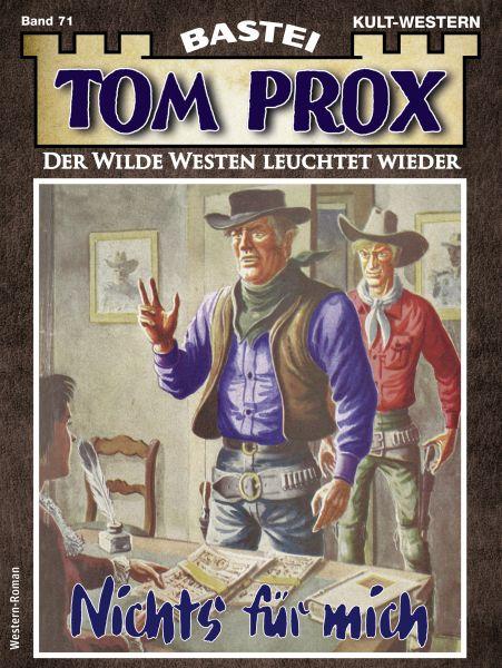Tom Prox 71 - Western