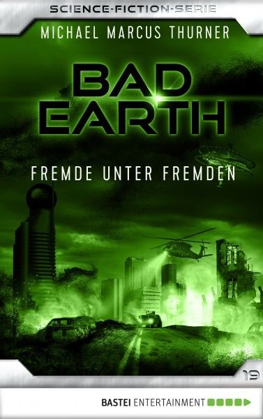 Bad Earth 19 - Science-Fiction-Serie