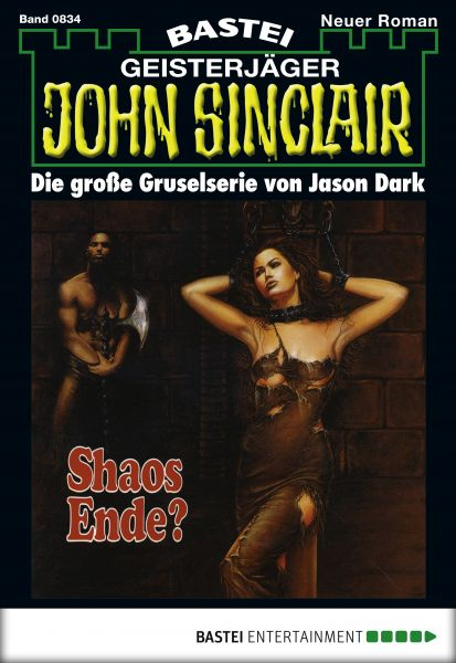 John Sinclair - Folge 0834