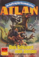 Atlan 745: Das Schwert von Jomon (Heftroman)