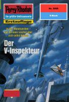 Perry Rhodan 2009: Der V-Inspekteur (Heftroman)