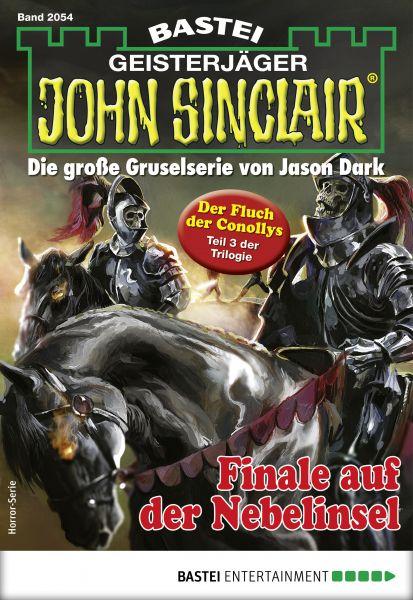 John Sinclair 2054 - Horror-Serie